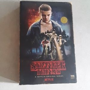 Stranger Things DVD box set